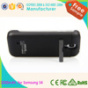 Wholesale alibaba china supplier 2200mah external rechargeable battery case cell phone accessories for samsung galaxy s4 mini