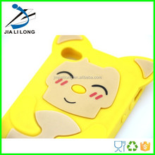 Customize 3D animal mobile phone silicone case