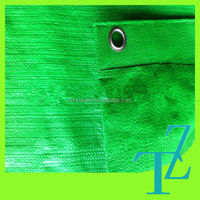 HDPE Tarpaulin canvas sheet for truck, transportation and storage