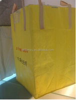 1 ton fibc, bulk container liner bag, big storage bags