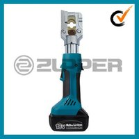 EZ-240 Mini type ZUPPER brand Battery Powered Crimping Tool 16-240mm2