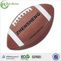 Zhensheng equipo de fútbol americano proveedor americano balones