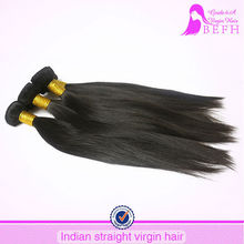grade 6a best quality can be dyed professional indian hair industries