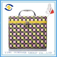 Yiwu sunshine Trade Co Ltd clear cosmetic bags wholesale beauty cosmetic case