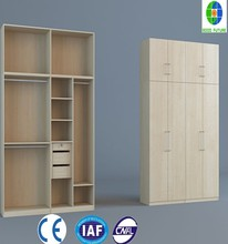 cheapest small bedroom wardrobe for small spaces prices for wholesale