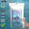 mobile phone seal waterproof bag/pvc cell waterproof pouch/pvc mobile phone waterproof seal pouch