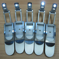 Automatic Telescope Led Book Light with Clip