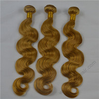 noble gold hair wholesale synthetic weave