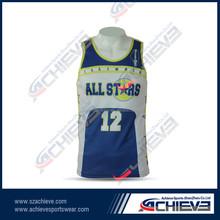 2015 Free Shipping Basketball Uniform Designs Custom Basketball Shrit