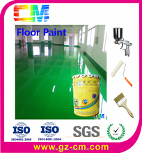 Oil Based Self Leveling epoxy floor industrial paint