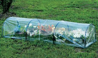 Hot Mini Outdoor Or Indoor Used Garden Greenhouse With PVC Film