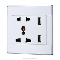 Different Types of Electrical Multi Socket mk Switch Socket