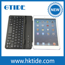 Built-In Stand Rechargeable Keyboard Shell Case With Smart Cover Auto Sleep/Wake