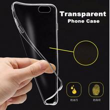 "Fashion Rhinestone Luxury Ultrathin Transparent TPU Cover Case For iPhone 6 4.7"""