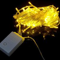 3aa battery box wedding flower led string light
