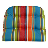 Outdoor furniture replacement cushions quick dry foam for outdoor cushions