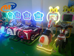 kiddie rides play game arcade car racing simulator electric mini car Life is Fun!