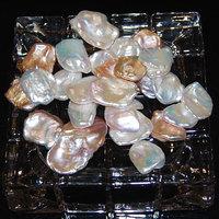 18mm loose reborn keshi pearl