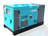China supplier Super Silent 25kva Diesel Generator