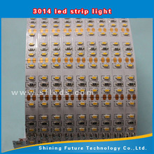 4mm Width 12v 3014 SMD Led flexible Strip,60/120 leds white/warm white 3014 led stipe light