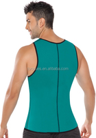 colorful compression tops for men and neoprene slimming waist belts all from best supplier ,