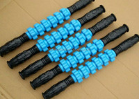 Travel Sports Roller Massage Stick Tool Back Body Muscle Trigger Point 42cm