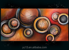 high quality home decor abstract art paintings PL-528