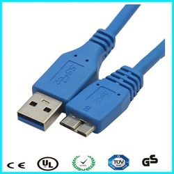 Factory price 2ft 5.0gps micro usb 3.0 cable for phone