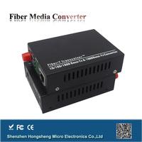 1000M 20km 40km 60km oem fiber media converter singlemode