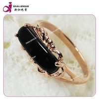 ring bases for jewelry making rectangle black cz inlay cnc jewelry machine wedding ring