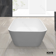 Soaking and sexy massage bathtub freestanding design for 2 person