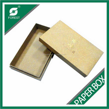 EMPTY PAPER GIFT BOX WITH LID FOR PACKING CHRISTMAS GIFT ONE TOP AND BOTTOM STYLE