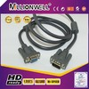 monitor vga male to male cable for laptop