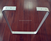 Aluminum Island Kitchen Table Leg U Shape