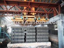 Surprise!! Machine concrete (Brick Setting Machine) for Brick Production Line