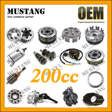 Chongqing Motorcycle Zongshen 200 and 250 Dirt Bike and ATV Parts