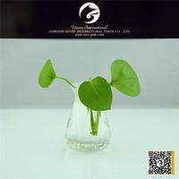 Wholesale customized good quality murano glass vase made in china