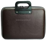 Latest Design Cheaper Multifunctions Hand Fashion Colorful Laptop Bag Leather Laptop Messenger Bag