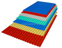 Color steel roof tile /galvanized wave metal roofing sheet YX18-76-836(988)