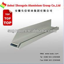 anodizing aluminium window and door trough profiles