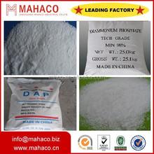 diammonium phosphate dap 18-46-0 (Total P2O5:46% total N:18%)