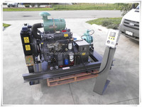 High power and low fuel consumption 6 cylinders water-cooled diesel engine irrigation water pump, centrifugal water pumps