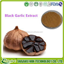 New Arrival with high quality black garlic p.e. polyphenol powder for pharmaceutical grade