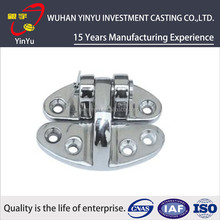 Hatch Hinge Silica Sol Investment Casting Stainless Steel Marine Hardware
