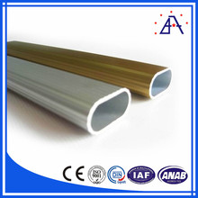 Wood Grain Aluminum Corrugated Tube