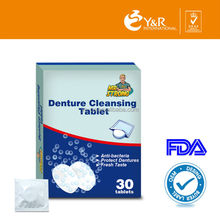 Hot Sale Denture Cleaning Tablets to USA