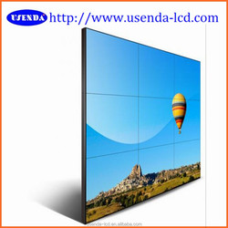 "(with LED Backlight) with SAMSUNG 55"" Ultra narrow bezel 3.5mm DID LCD Display Video Wall"