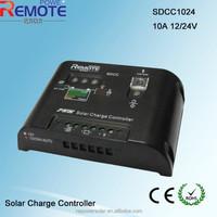 solar controller 10A 12v 24v solar charger controller PWM