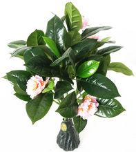 Artificial artificial flores de hibisco