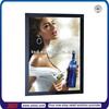 TSD-LB005 Best sale outdoor wine advertising super slim led light box/led photo frame/led super thin light box